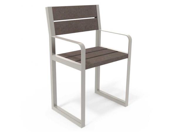 fauteuil creation seniors plastique recycle mobilier de. Black Bedroom Furniture Sets. Home Design Ideas