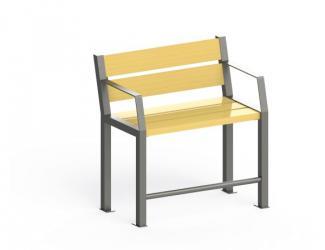 banc senior acier bois acodis seniors bancs de repos pour personnes ag es en acier et bois. Black Bedroom Furniture Sets. Home Design Ideas